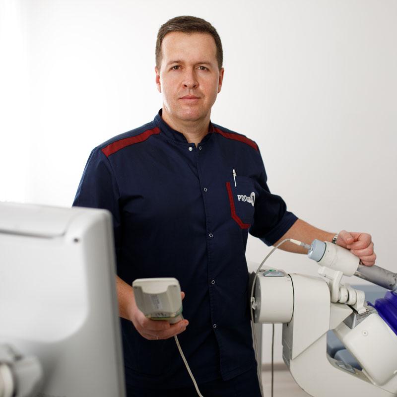 Кузнець Віталій Олександрович - лікар-уролог