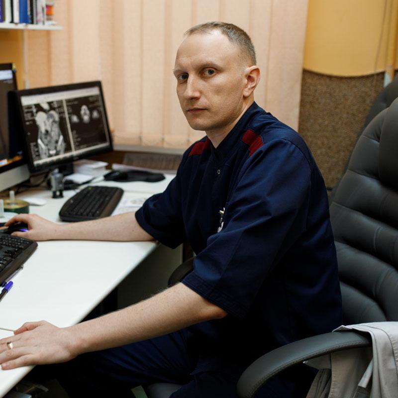 Максимишин Назар Богданович - лікар-рентгенолог