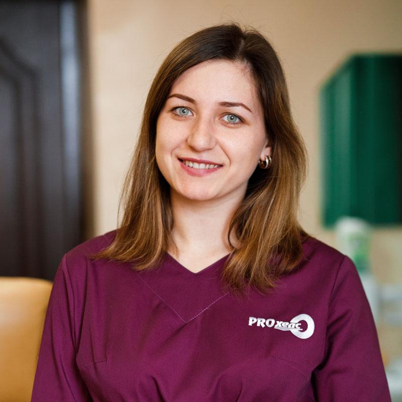 Боднар Ольга Василівна - медична сестра