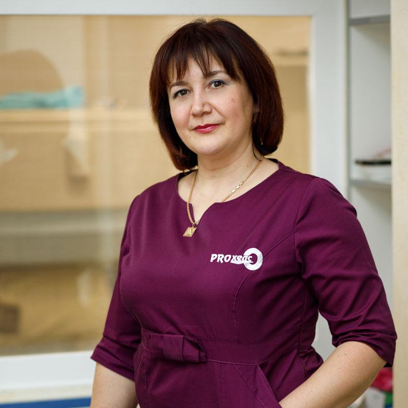 Франків Галина Володимирівна - рентген-лаборант