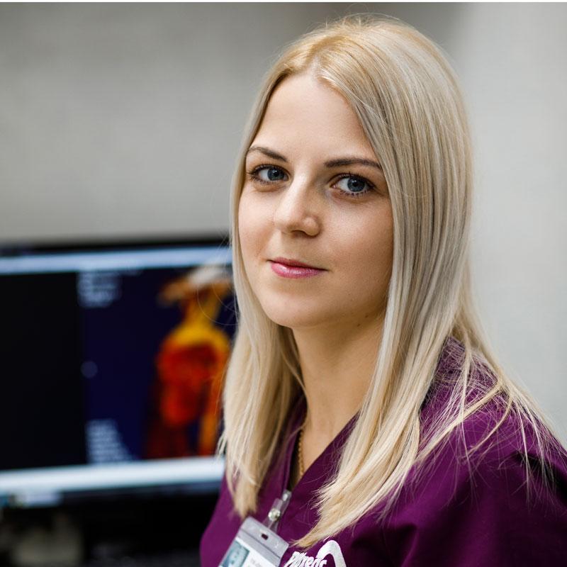Фік Ольга Володимирівна - медична сестра