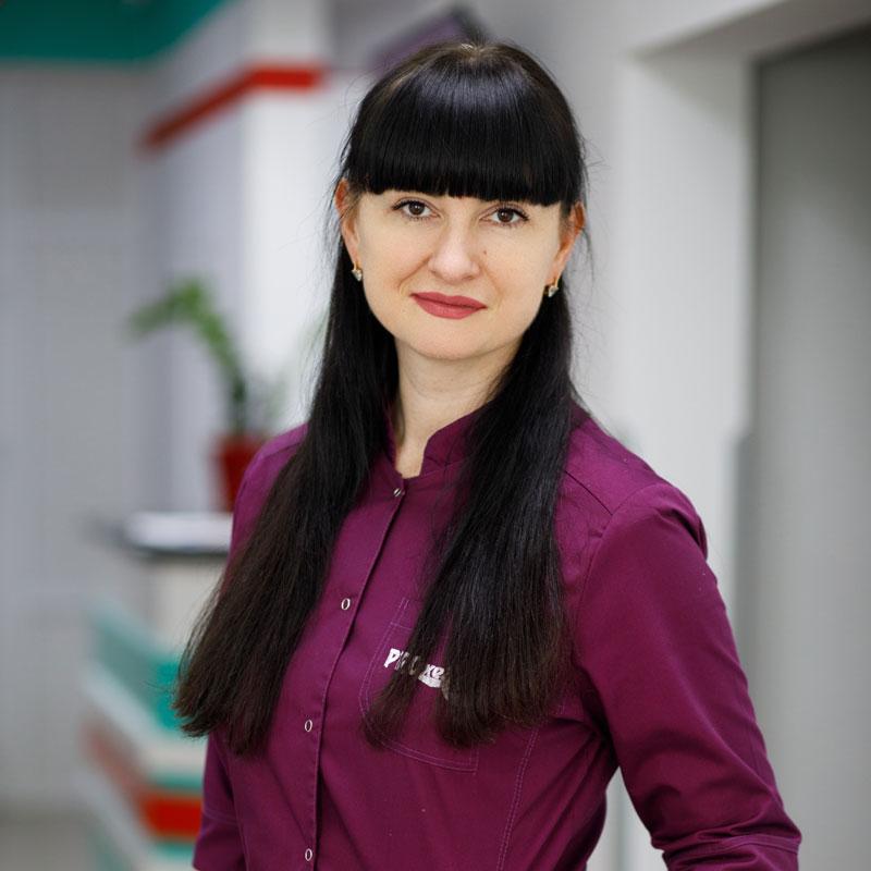 Микитин Анна Василівна - рентген-лаборант