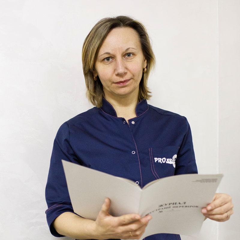 Павлик Любов Андріївна - адміністратор