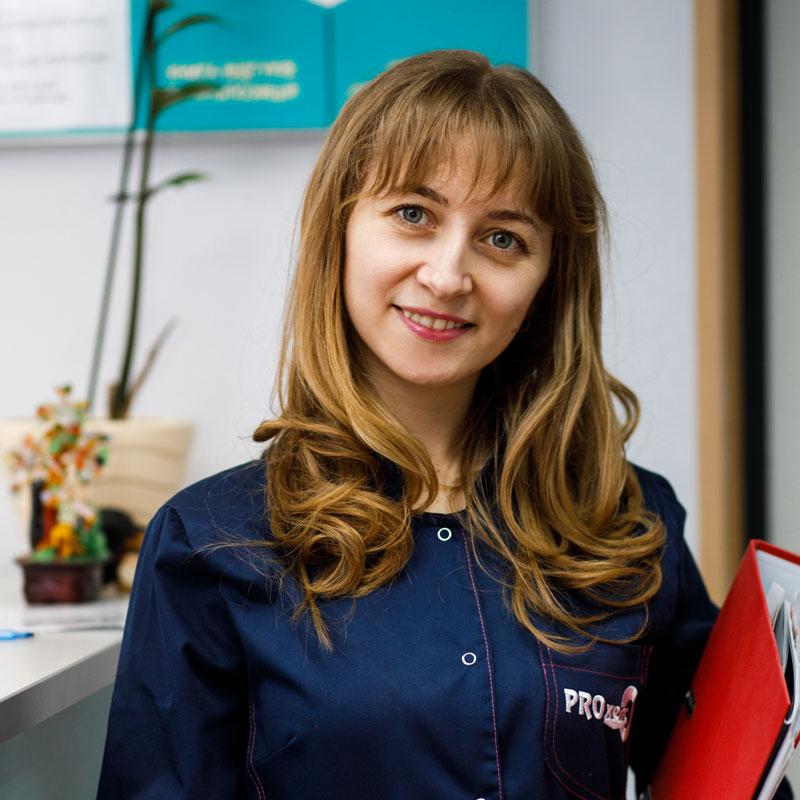Николюк Ірина Іванівна - адміністратор