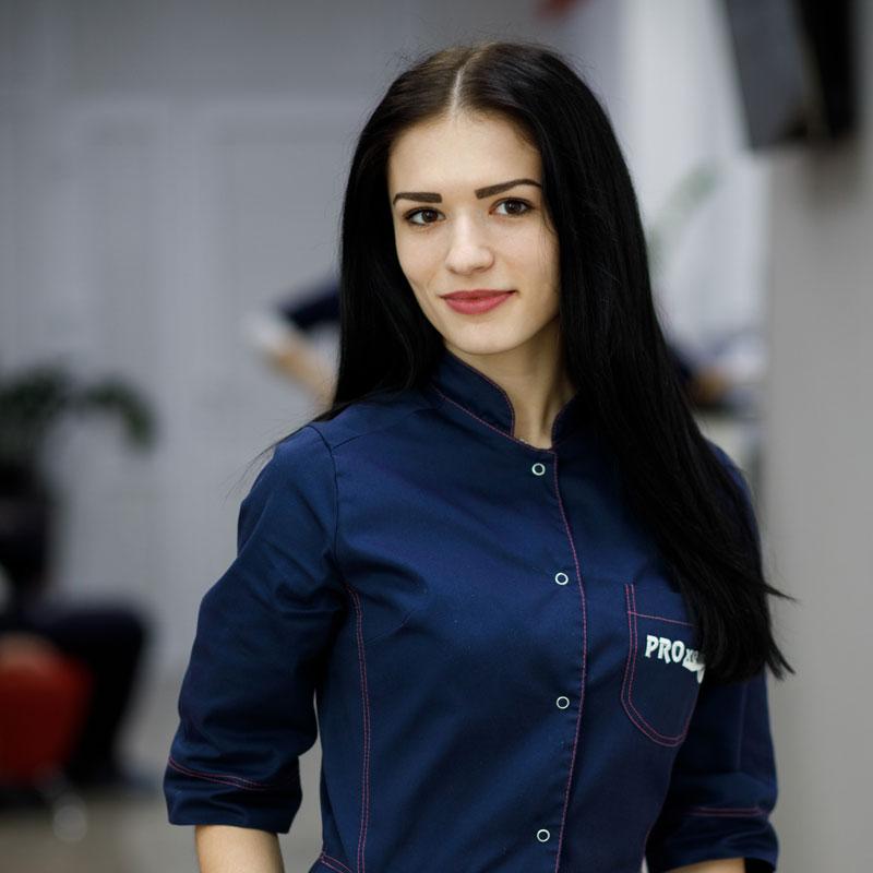 Польовчик Анастасія Валеріївна - адміністратор