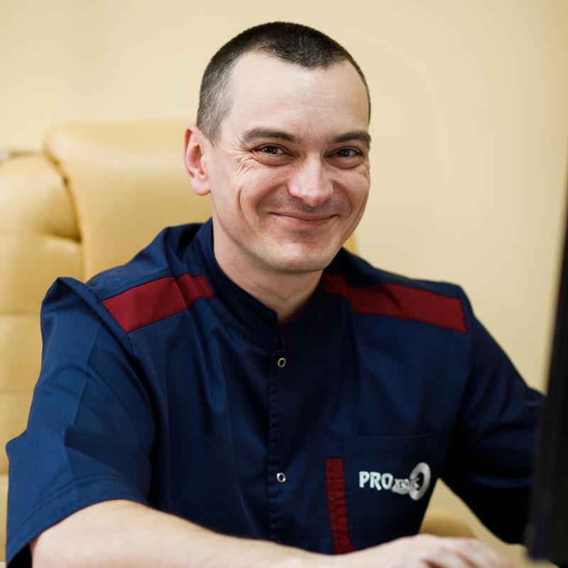 Розумний Олексій Юрійович - лікар-рентгенолог