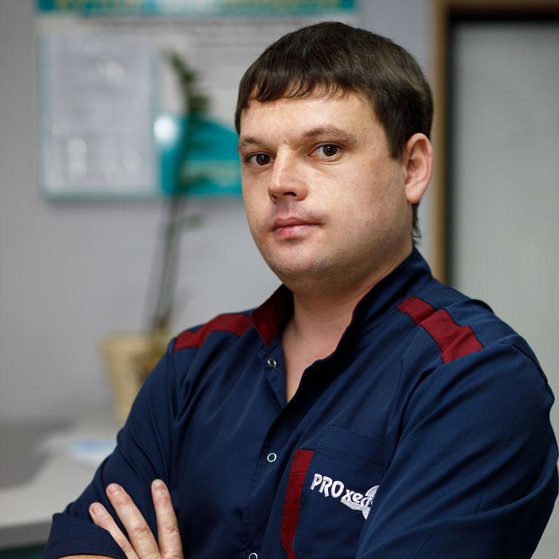 Чайковський Роман Володимирович - лікар-рентгенолог