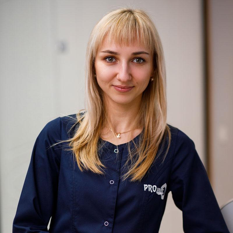 Малевич Наталя Михайлівна - лікар-рентгенолог